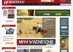 Western Horseman portfolio wh 300x214