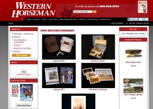 Western Horseman Shop portfolio shopwesternhorseman 300x214